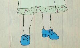 Legs on Layaway (Green Skirt)
