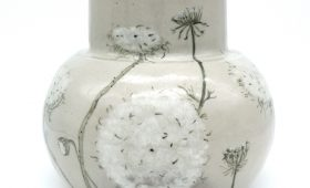 Queen Anne's Lace Vase