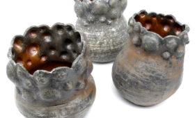 Soda Fired Vases