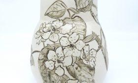 Flowering Branches Vase