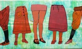 Lady Legs, Roaring Twenties